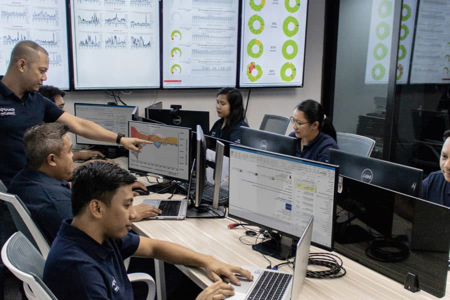 outsource network operations centre