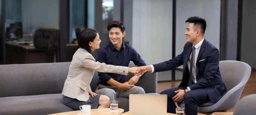 outsourced business development team